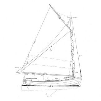 Vee Bottom Catboat