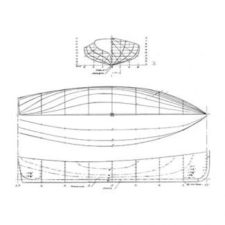 "16' 4"" Yawlboat"