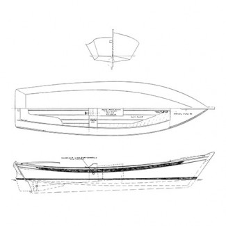 25' Light Motor Skiff