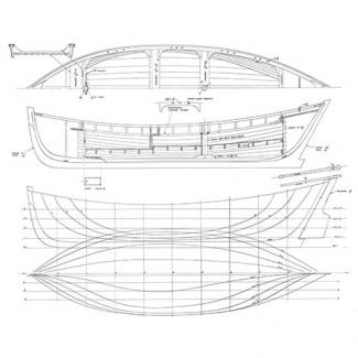 CADET,  Hampton Boat