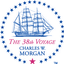 Photographs of the 38th Voyage of the Charles W. Morgan