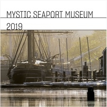 2019 Mystic Seaport Museum Calendar