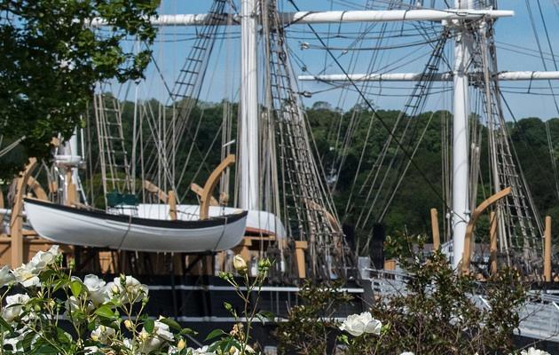 charles w morgan sailing ship plans pdf